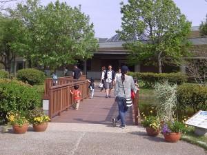 宍道湖-ゴビウスボードウォーク