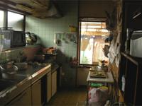 改築前キッチン1